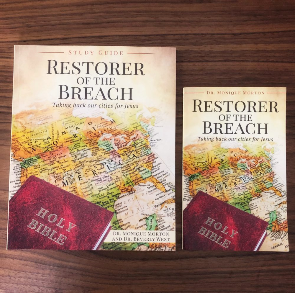 Restorer of the Breach by Dr. Morton